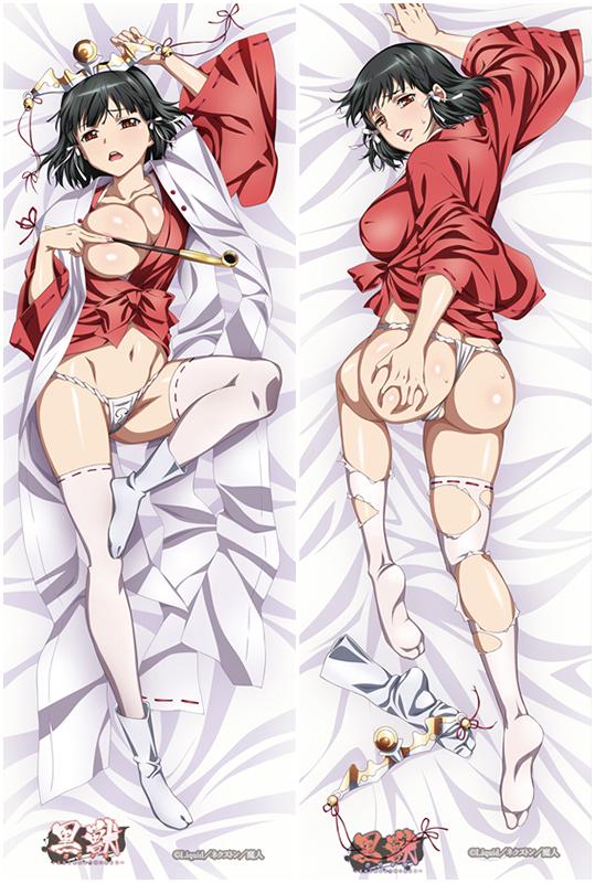 Japanese Waifu Pillow Dakki Pillow Cover