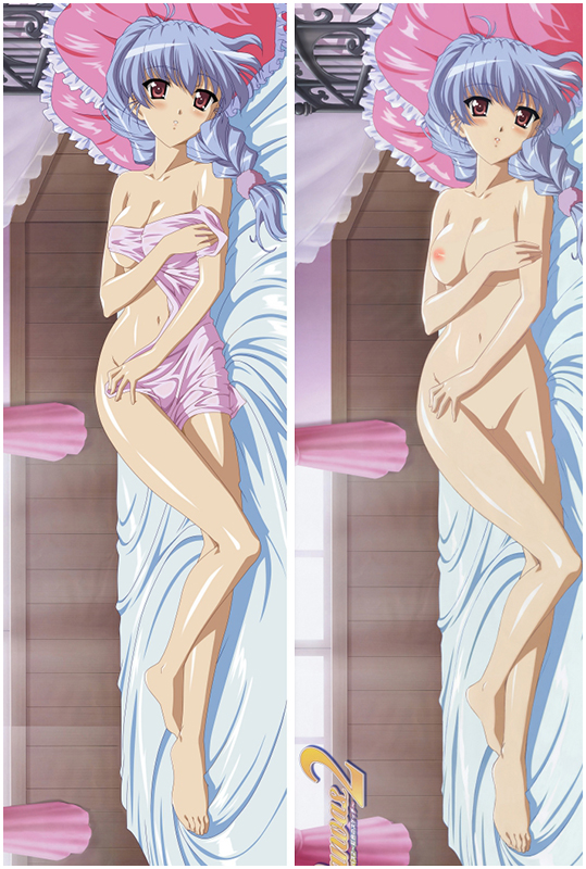 Canvas 2: Niji Iro no Sketch SHIE SUGIHARA Anime Dakimakura Hugging Body Pillow Cover