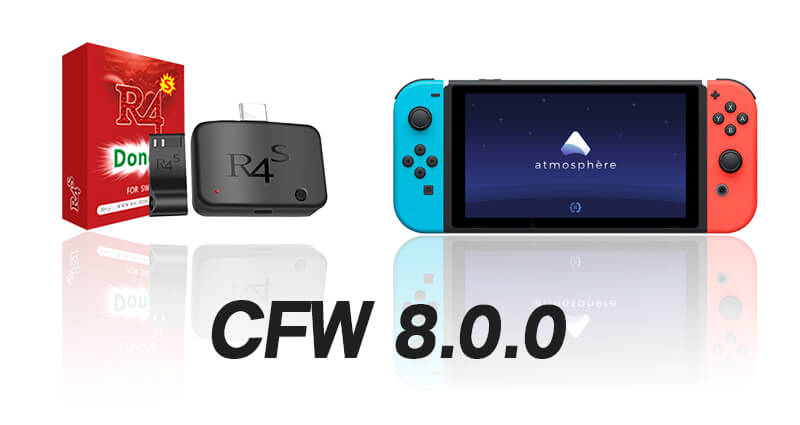 Atmosphere 0 8 8 released|Hack your Switch 8 0 0 firmware