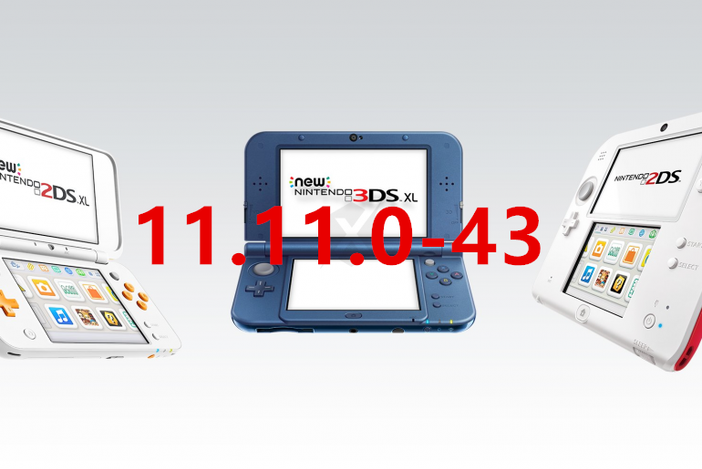 3ds xl snes edition firmware