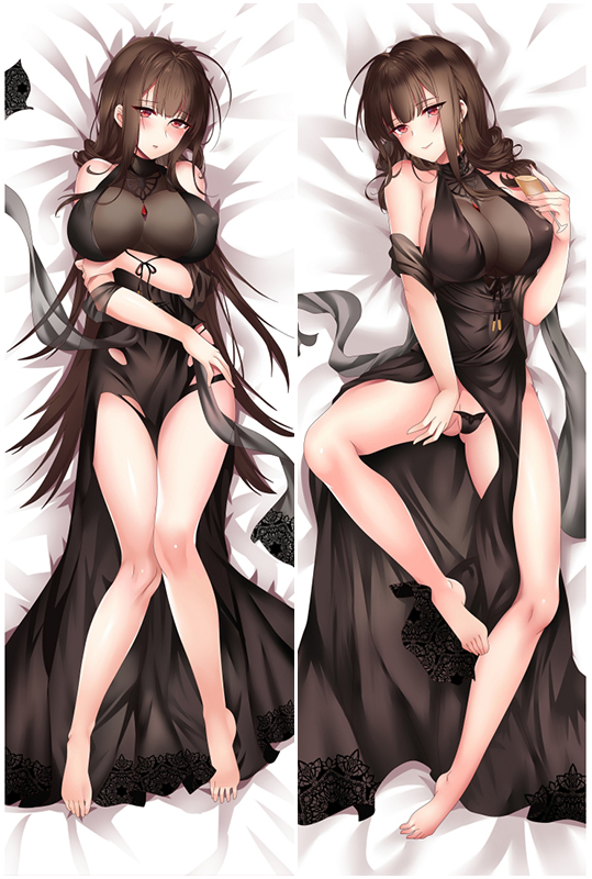 Girls' Frontline M4a1 Japanese Waifu Pillow Dakki Pillow Cover