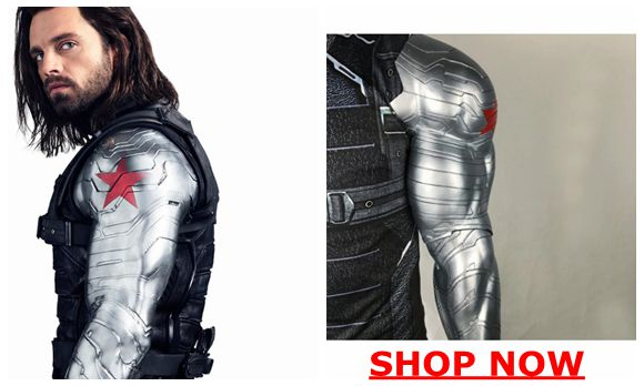How to Make Winter Soldier's Metal Arm For Cosplay   XCOOS BLOG