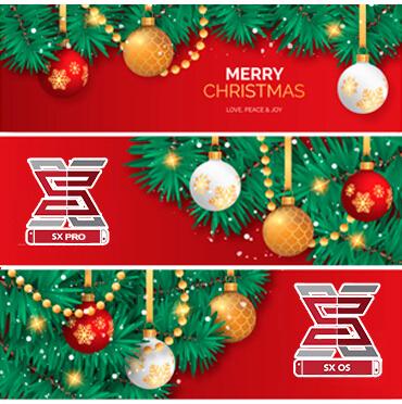 sx pro christmas