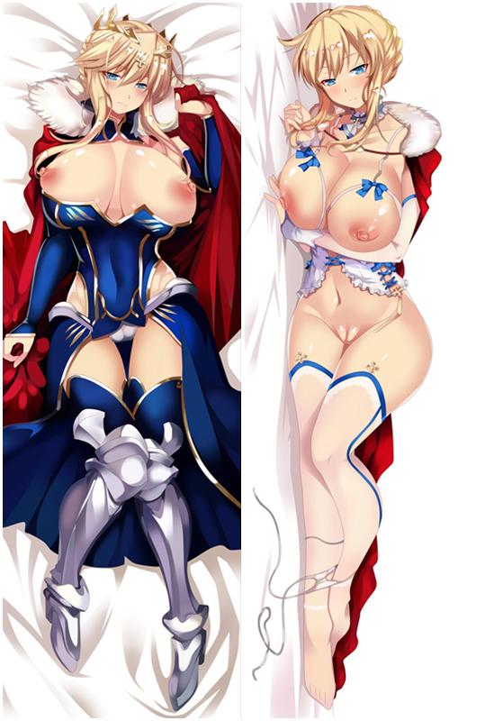 Fate Grand Order Japanese Dakimakura Anime Body Pillowcase
