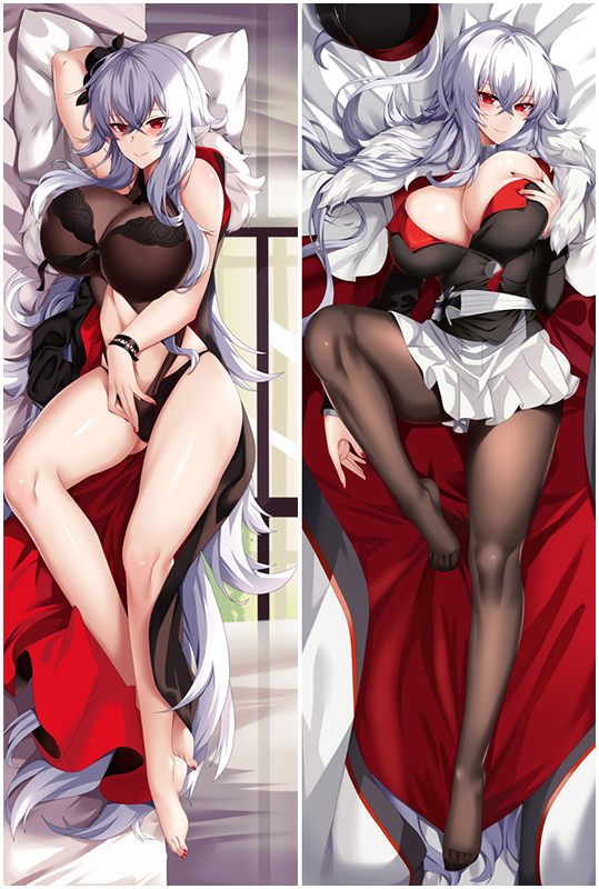 Azur Lane Anime Dakimakura Hugging Body Pillow Cover