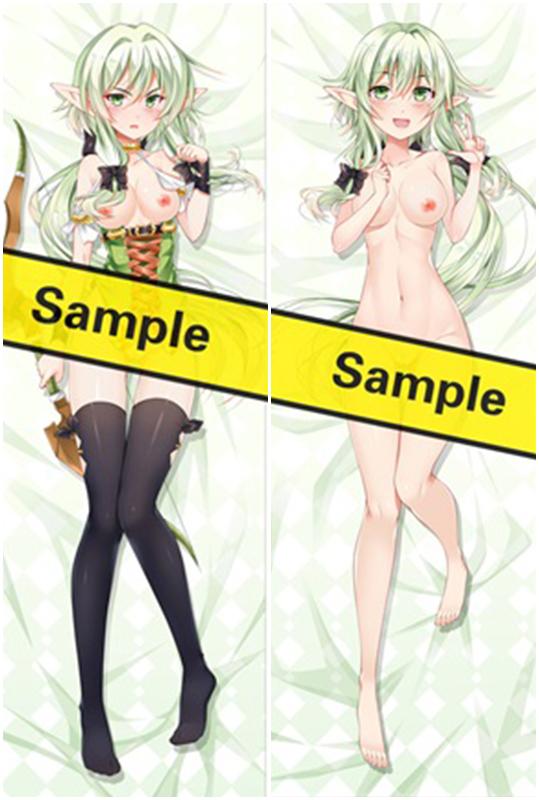 Goblin Slayer High Elf Archer Anime Dakimakura Character Body Pillow