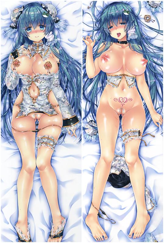 TouHou Project Kochiya Sanae Love Pillow Anime Dakimakura Pillowcase