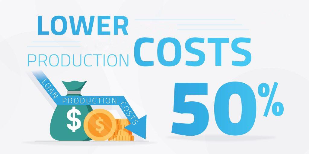 sportswear cost reduce